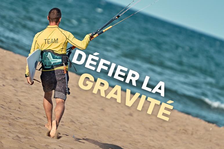 5 bonnes raisons d'apprendre le kitesurf